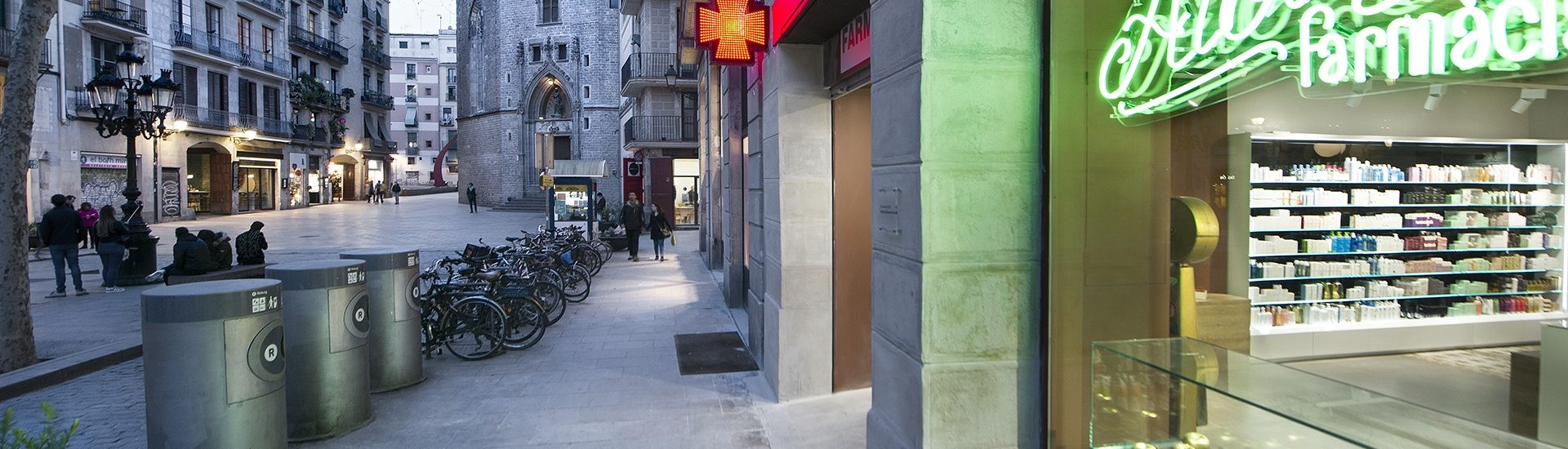 Farmacia Alomar en Barcelona