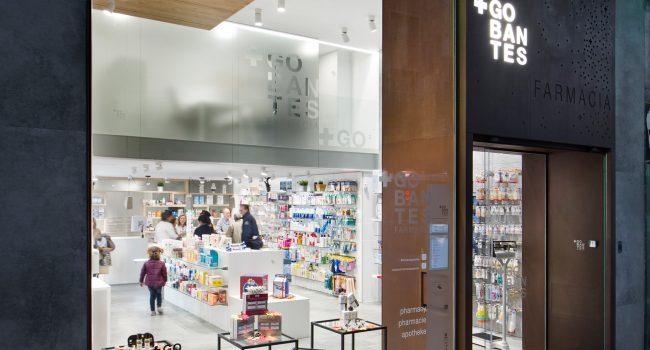 Fachadas de farmacias