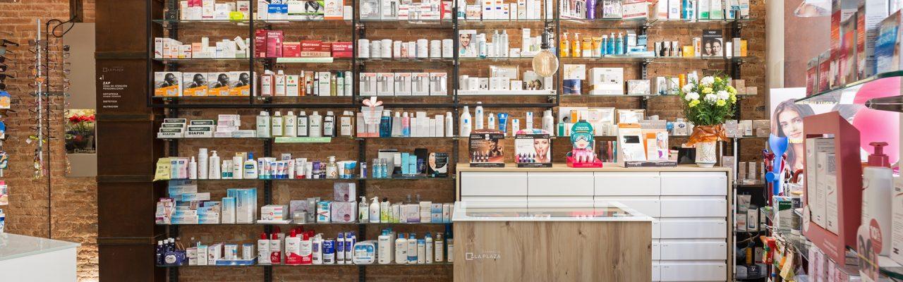 Diseño de la Farmacia La Plaza 5