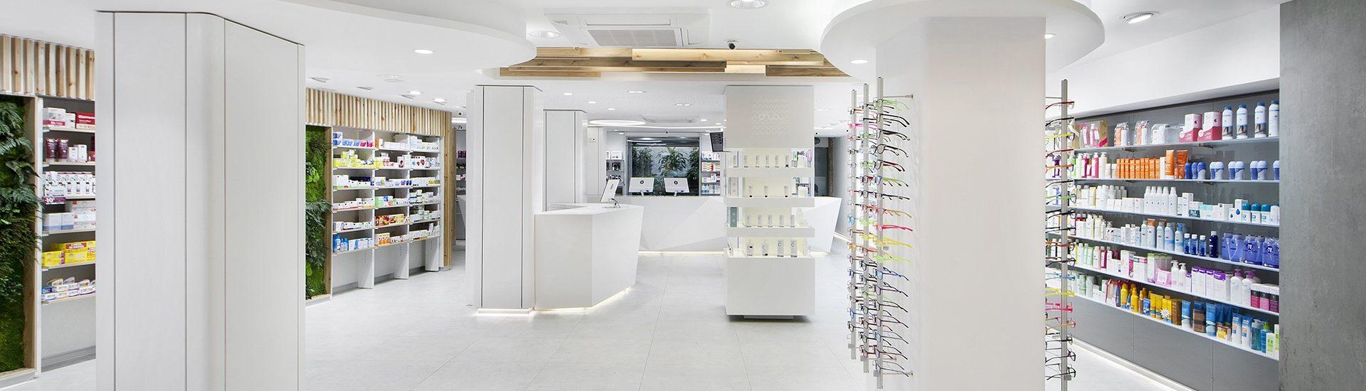Proyecto de Farmacia Domenech 2