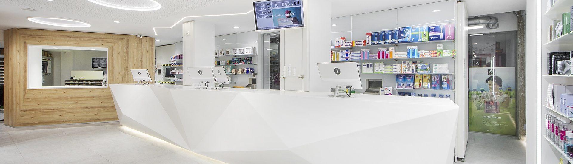 Proyecto de Farmacia Domenech 29