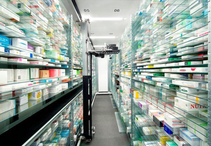Robots para farmacias