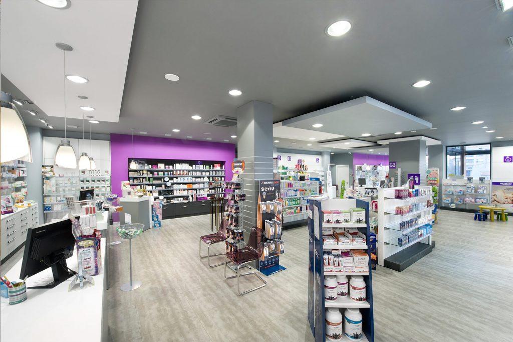 Farmacias de colores