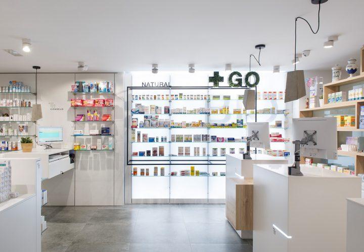 Visual Merchandising en farmacias
