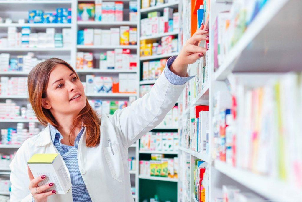 Como se ordenan los medicamentos en una farmacia