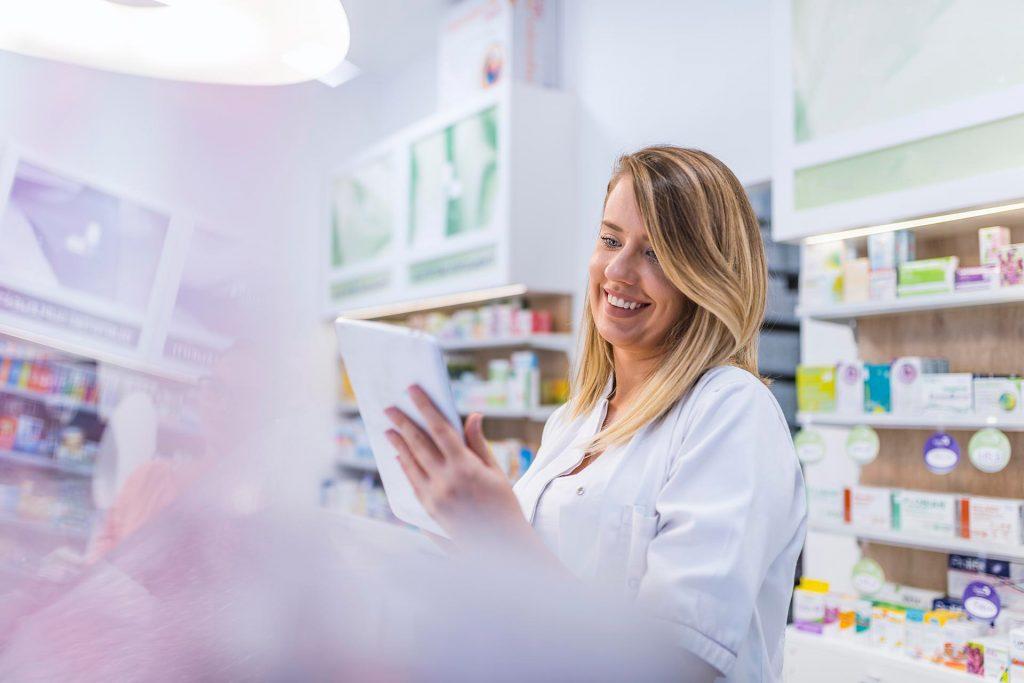 Ventas cruzadas en la farmacia