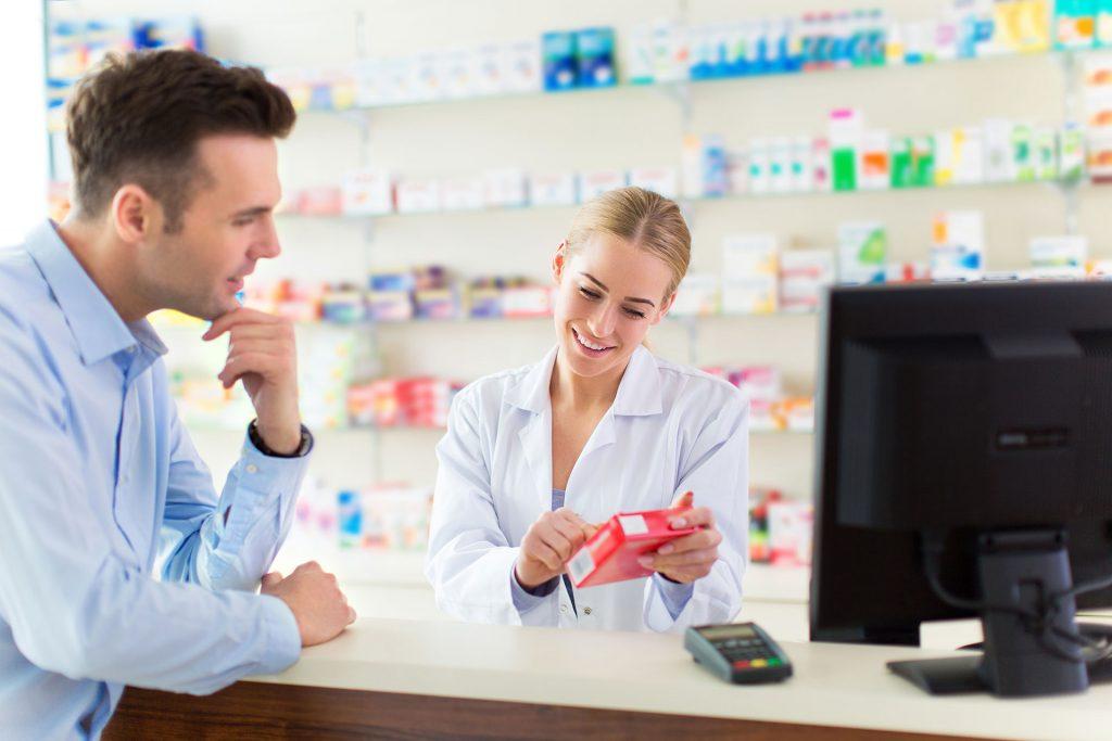 Ventas cruzadas farmacia