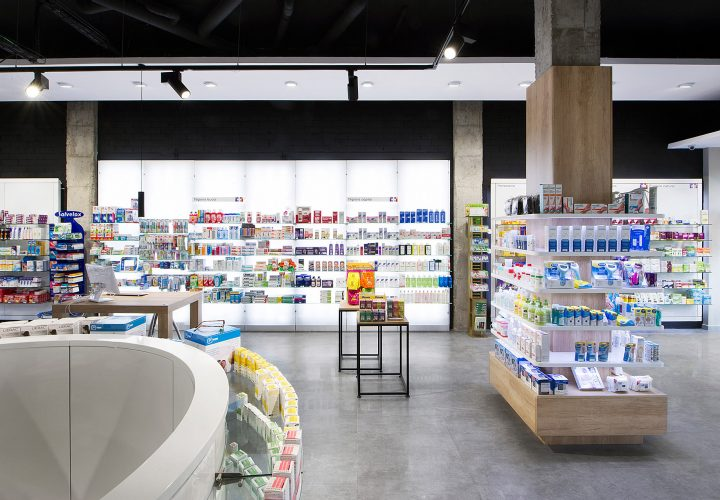 Beneficios reformar tu farmacia