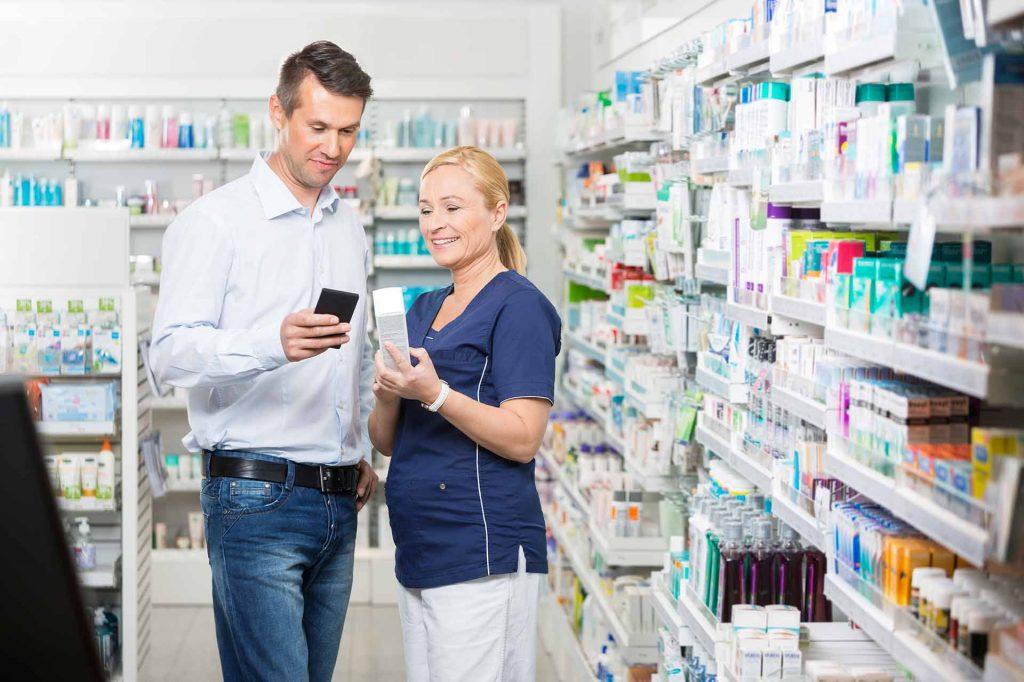 Aplicaciones de farmacias