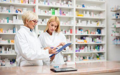 Funciones del personal de Farmacia
