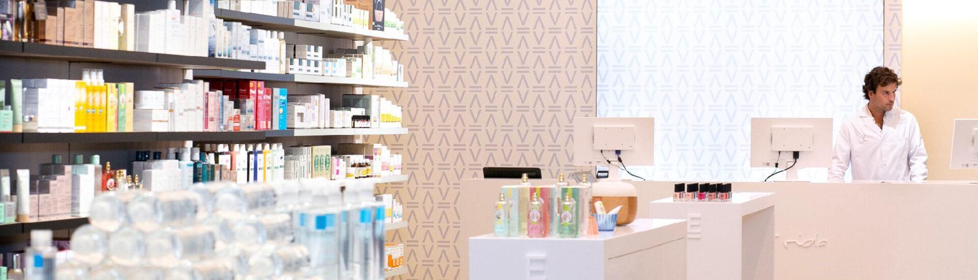 Farmacia America interior