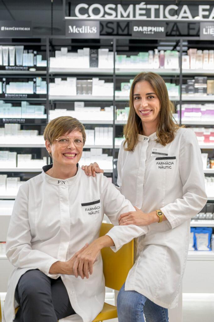 Propietarias farmacia nautic