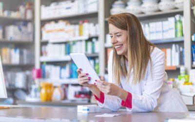 Redes sociales en farmacia