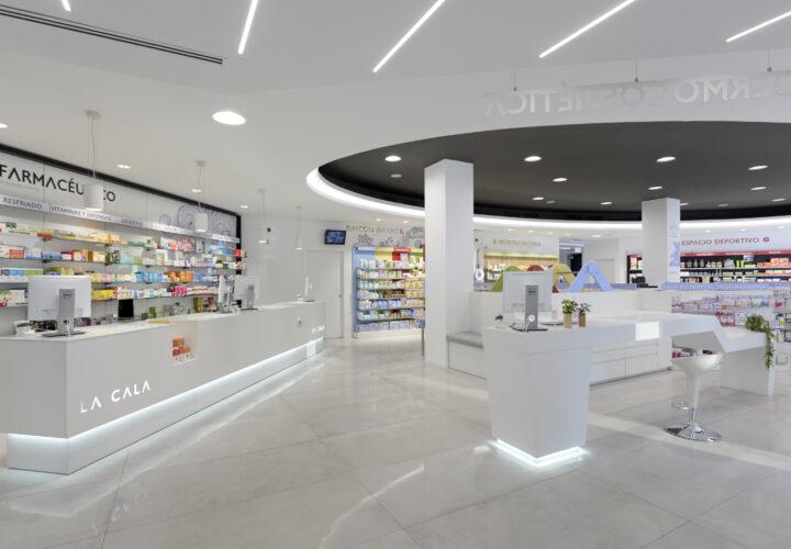 La Cala Inside Pharmacy.